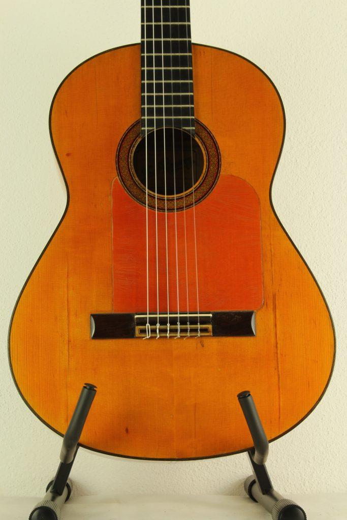 IMG 0007 683x1024 - José Ramirez 1961 1a (M.T.) Mariano Tezanos Flamenca Blanca