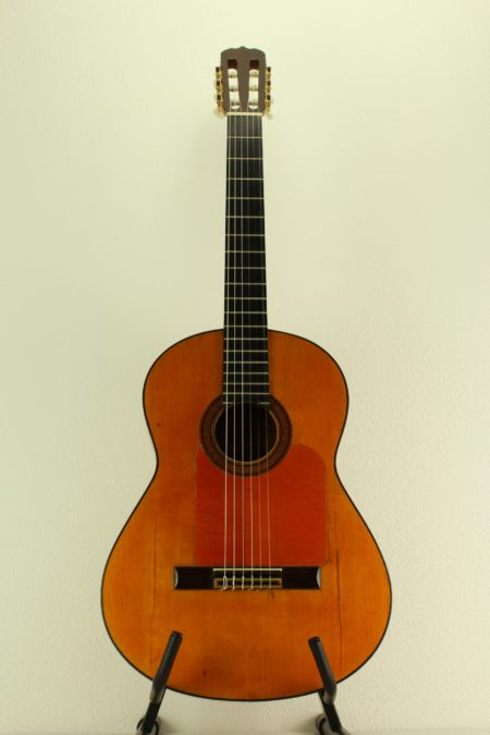IMG 0010 450x675 - José Ramirez 1961 1a (M.T.) Mariano Tezanos Flamenca Blanca