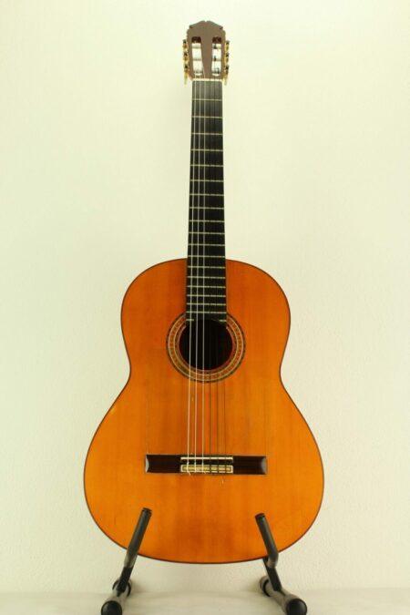 IMG 0005 450x675 - Marcelino Lopez Nieto Flamenca Blanca 1a signed 1962