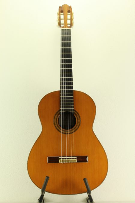 IMG 0005 7 450x675 - Manuel Contreras 1991 N. 3  Meistergitarre