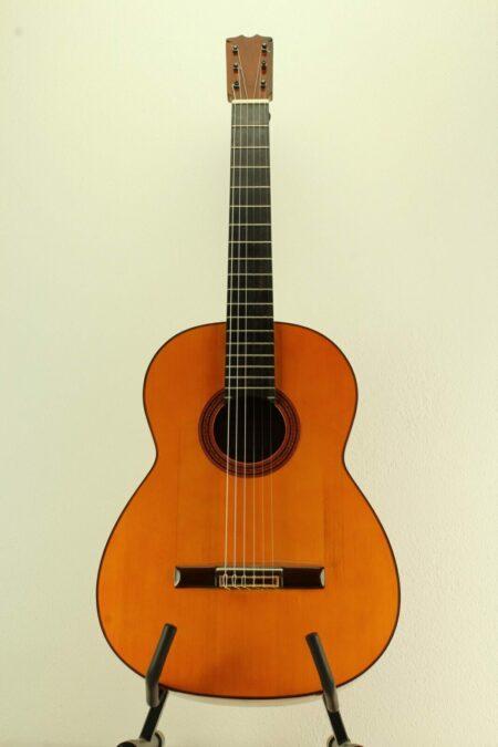 "IMG 0009 450x675 - Conde Hermanos ""Faustino Conde"" 1a Flamenca Blanca 1973"