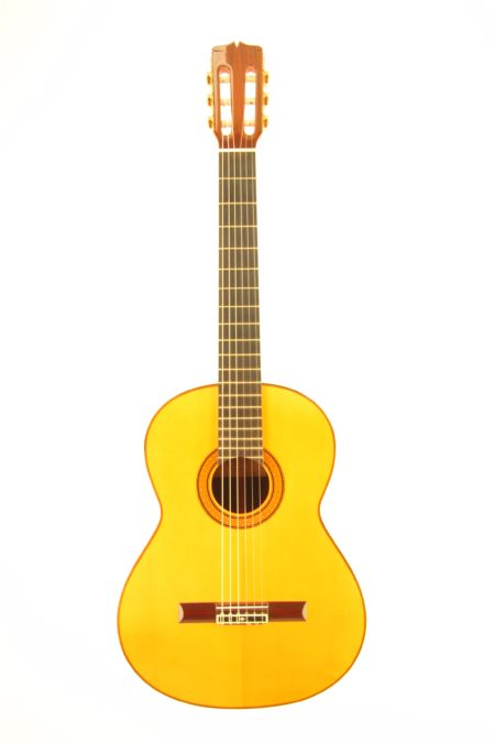 Miguel Malo 2005 rosewood front