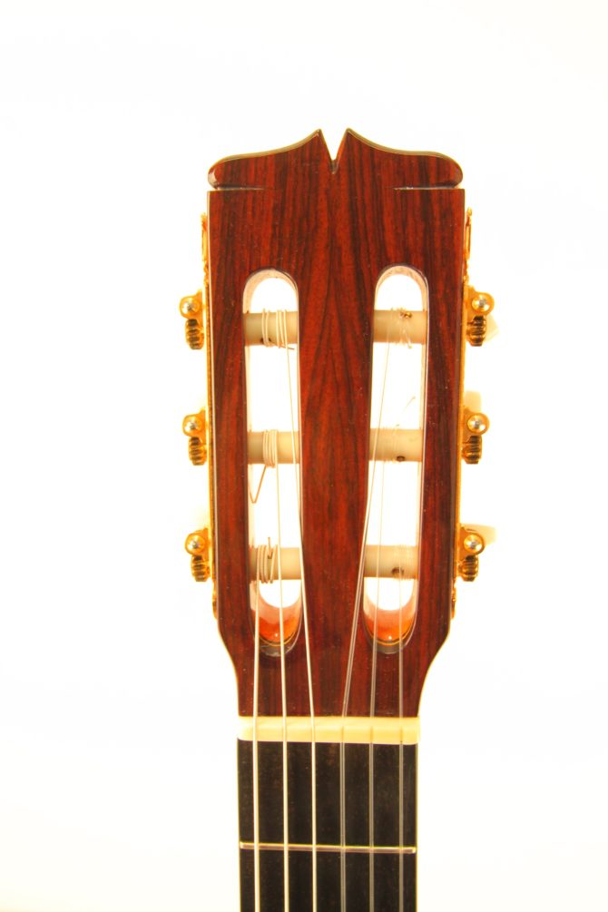 Miguel Malo 2005 rosewood head front