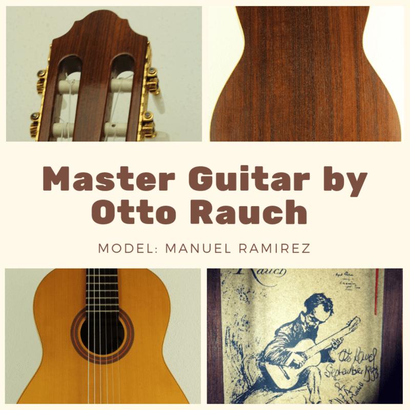Otto Rauch 800x800 - Otto Rauch - a special guitar built after a model of Manuel Ramirez
