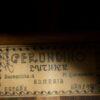 P1100228 100x100 - Gerundino Fernandez Flamenca Negra 1985