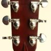 Martin D-28 1979 headstock back