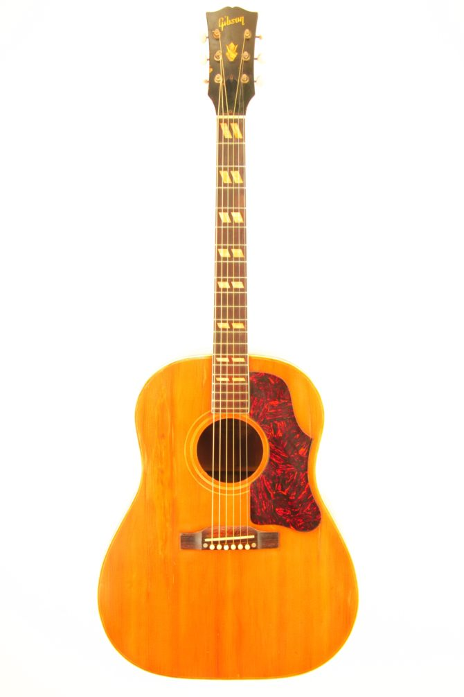 Gibson Country Western 1956 front