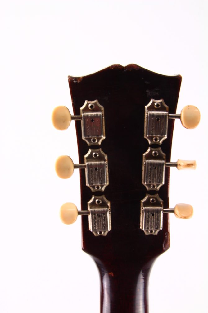 Gibson Country Western 1968 head back
