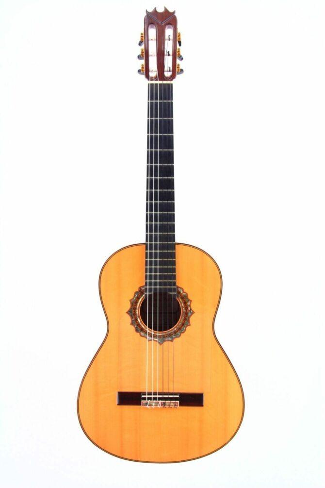 Jeronimo Perez Flamenco front