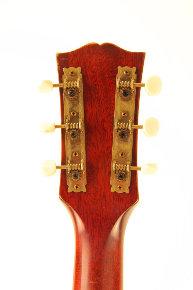 Gibson Country Western 1956 headstock back