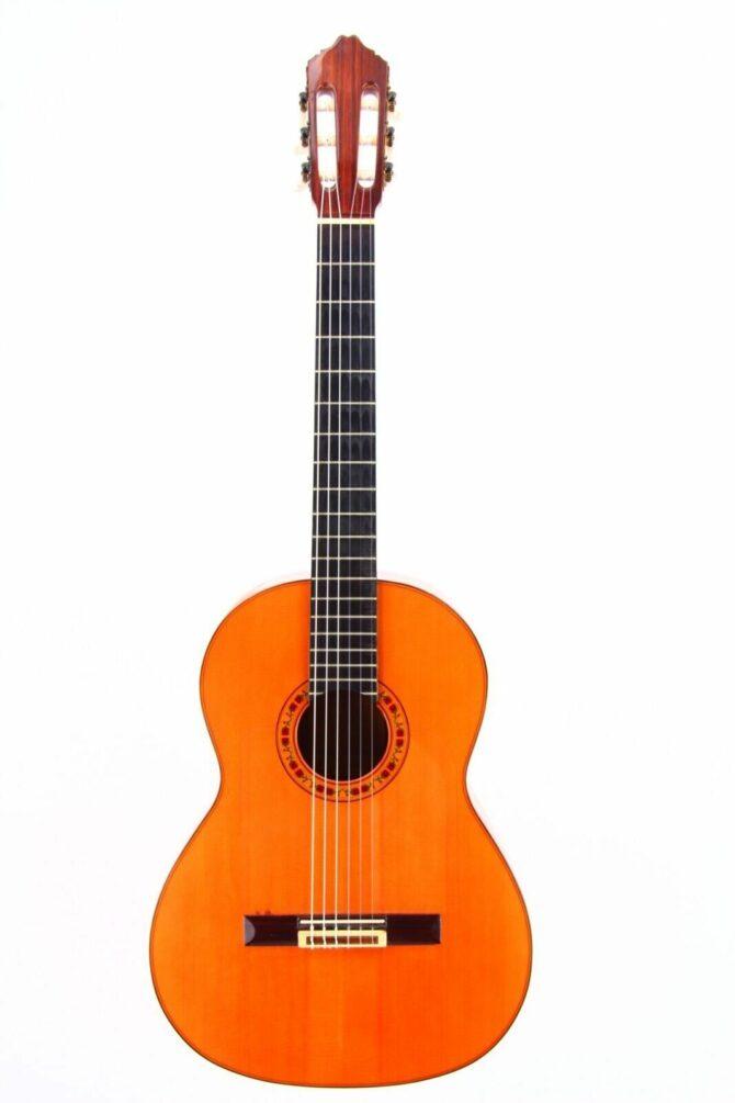 Juan Estruch 1976 Flamenco front