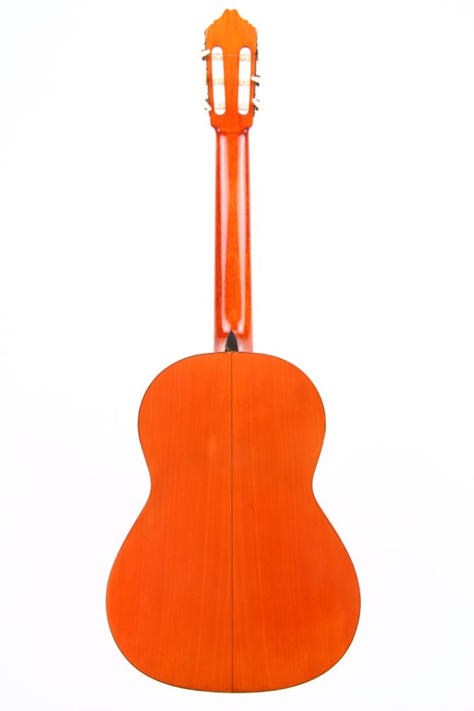 Juan Estruch 1976 Flamenco back