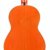 Juan Estruch 1976 Flamenco body back