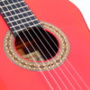Conde Hermanos Flamenca Negra 2015 soundhole