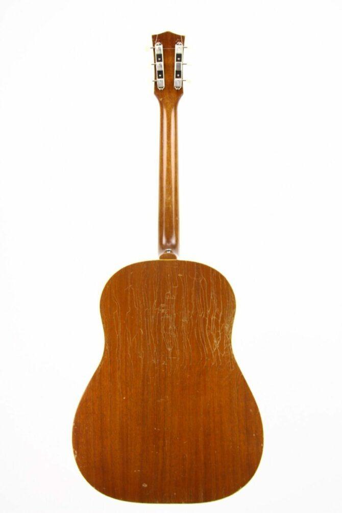 Gibson J-50 1957 back