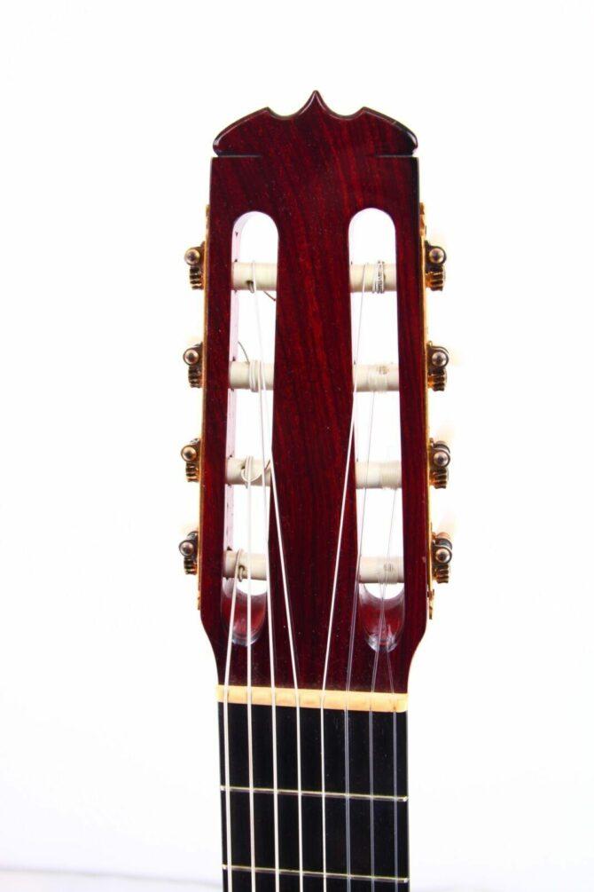 Jose Ramirez 8-string head front