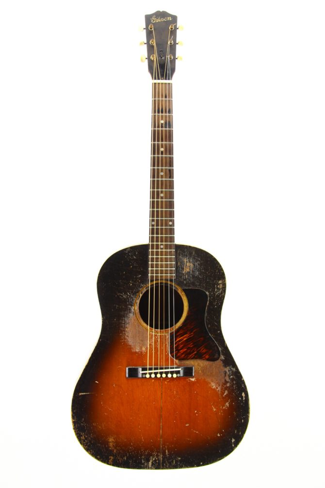 Gibson J-35 1939 front