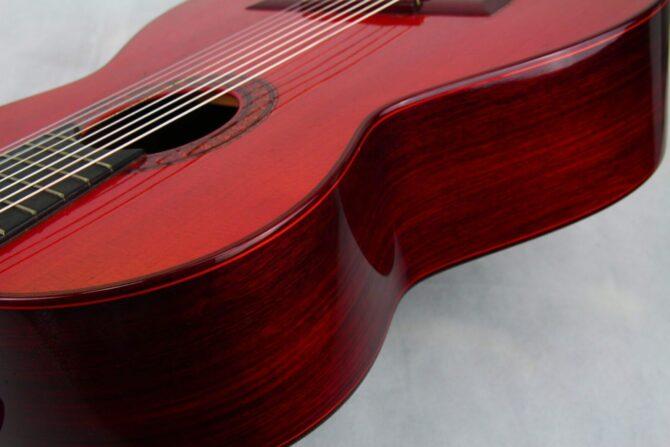 Jose Ramirez 8-string sides