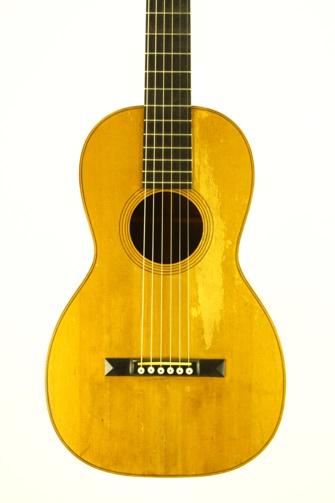 Martin 2 1/2 – 17 ~1870 body front