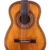 IMG 1818 100x100 - Francisco Pau classical guitar ~1870