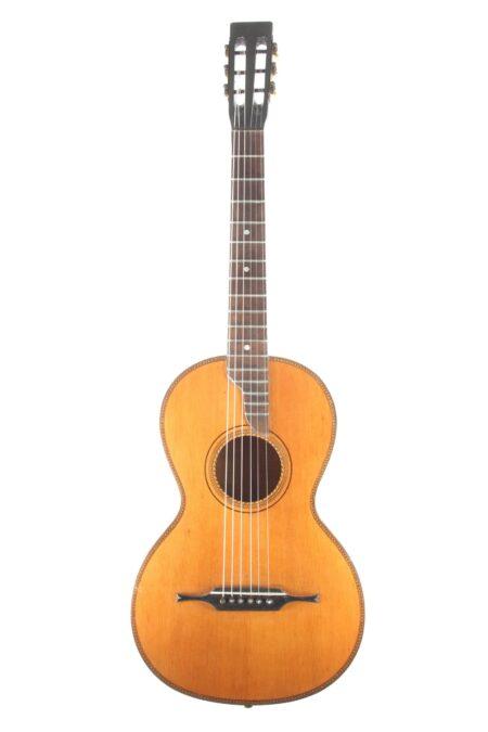 IMG 2808 450x675 - Romantikgitarre im Weissgerberstil ~1900