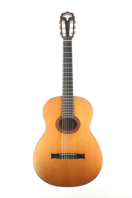 """IMG 2820 450x675 - Armin Gropp """"Weissgerber"""" classical guitar 1980"""