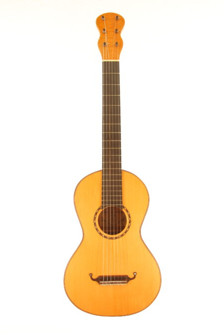 IMG 3519 450x675 - Jaime Ales Villalonga romantic guitar (Rene Lacote)