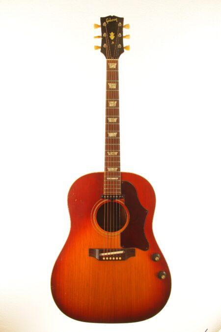 IMG 0043 2 450x675 - Gibson J-160e 1969 Beatles Gitarre