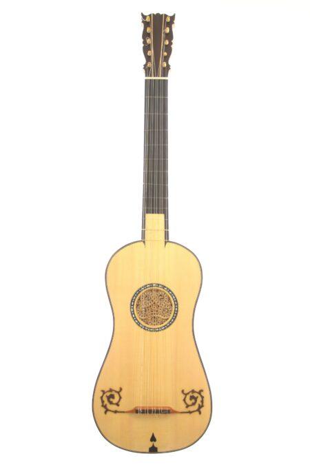 IMG 3810 3 450x675 - Antonio Stradivari 1679 barroque guitar