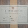 WhatsApp Image 2021 03 11 at 8.10.05 PM 100x100 - Dieter Hense Meistergitarre 1972 Modell M