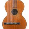 IMG 0002 4 100x100 - Vienna style Harp Guitar ~1900
