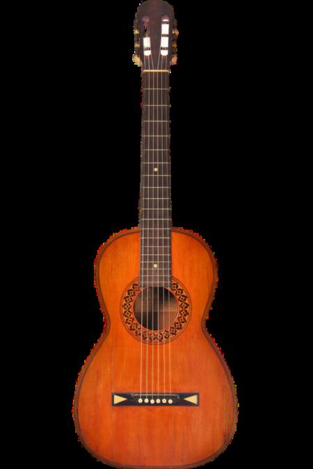 IMG 4523 450x675 - Casasnovas 1897 classical guitar