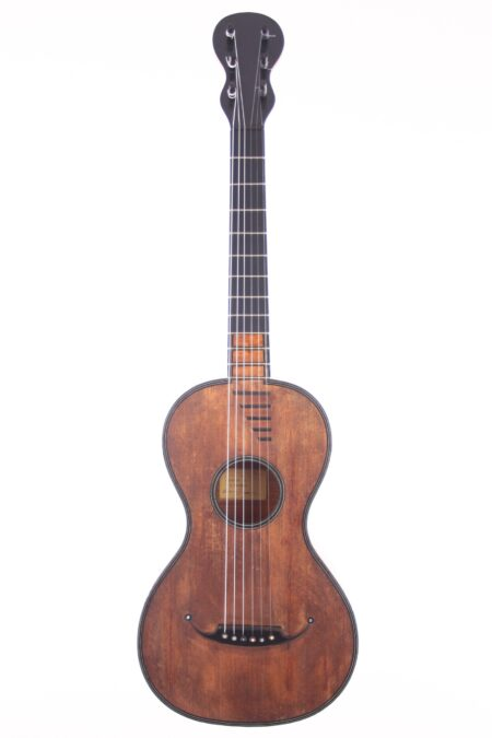 IMG 4166 2 450x675 - Early French Romantic Guitar ~1820