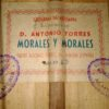 """WhatsApp Image 2021 06 02 at 8.22.32 PM 100x100 - Morales Y Morales 1962 """"Antonio de Torres"""""""