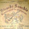 WhatsApp Image 2021 06 05 at 6.09.03 PM 100x100 - Ricardo Sanchis Nacher ~1935 classical guitar
