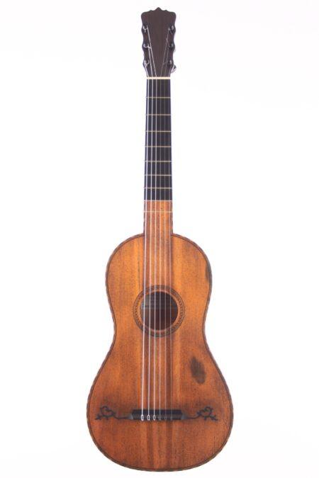 """IMG 4205 8 450x675 - Dieter Hopf """"Voboam"""" baroque guitar"""