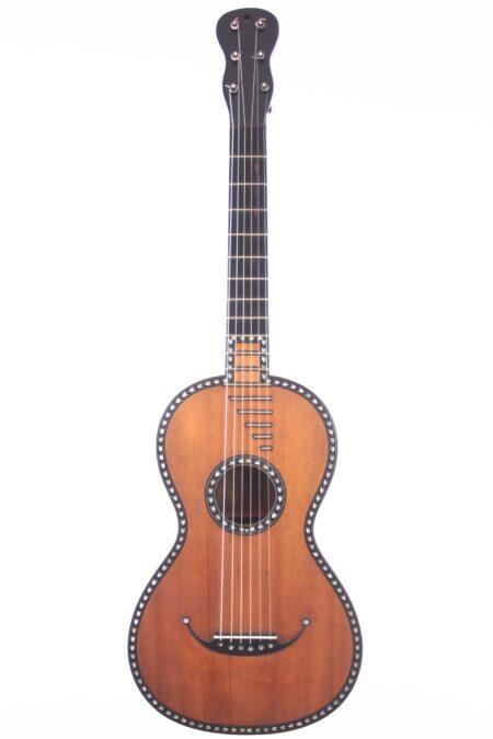 IMG 4206 2 450x675 - Early French Romantic Guitar ~1830 (Paganini Movie)