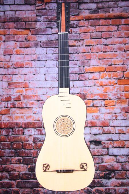 IMG 4237 3 450x675 - Antonio Stradivari 1679 barroque guitar