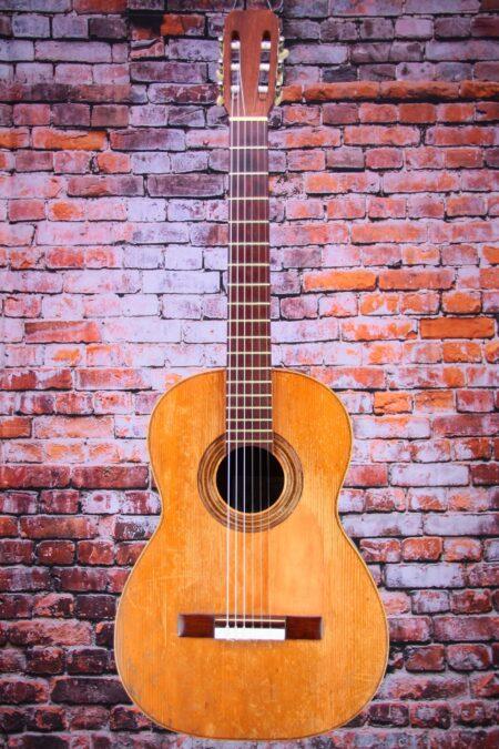 IMG 4240 5 450x675 - José Ramirez II 1952 classical guitar