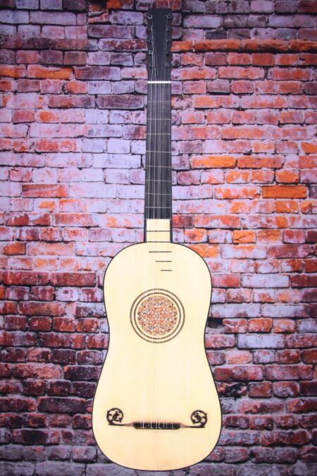 IMG 4249 450x675 - Alexandre Voboam baroque guitar 1676