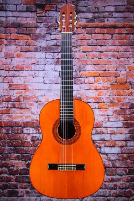 IMG 4236 450x675 - Alfonso Checa 1975 classical guitar